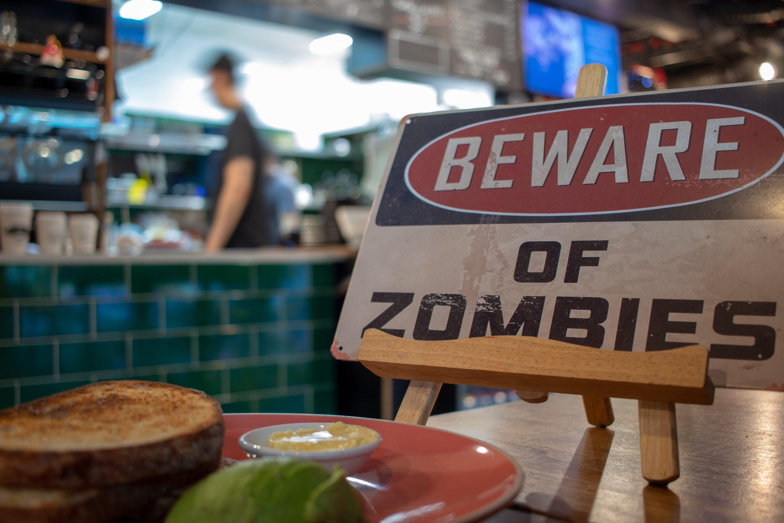 Sopravvivere all'Apocalisse Zombie