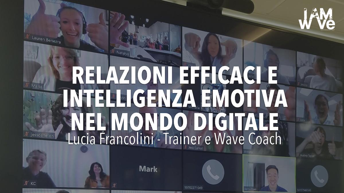 Smart webinar Chiesi – Relazioni efficaci e intelligenza emotiva in un mondo digitale – ed. 2