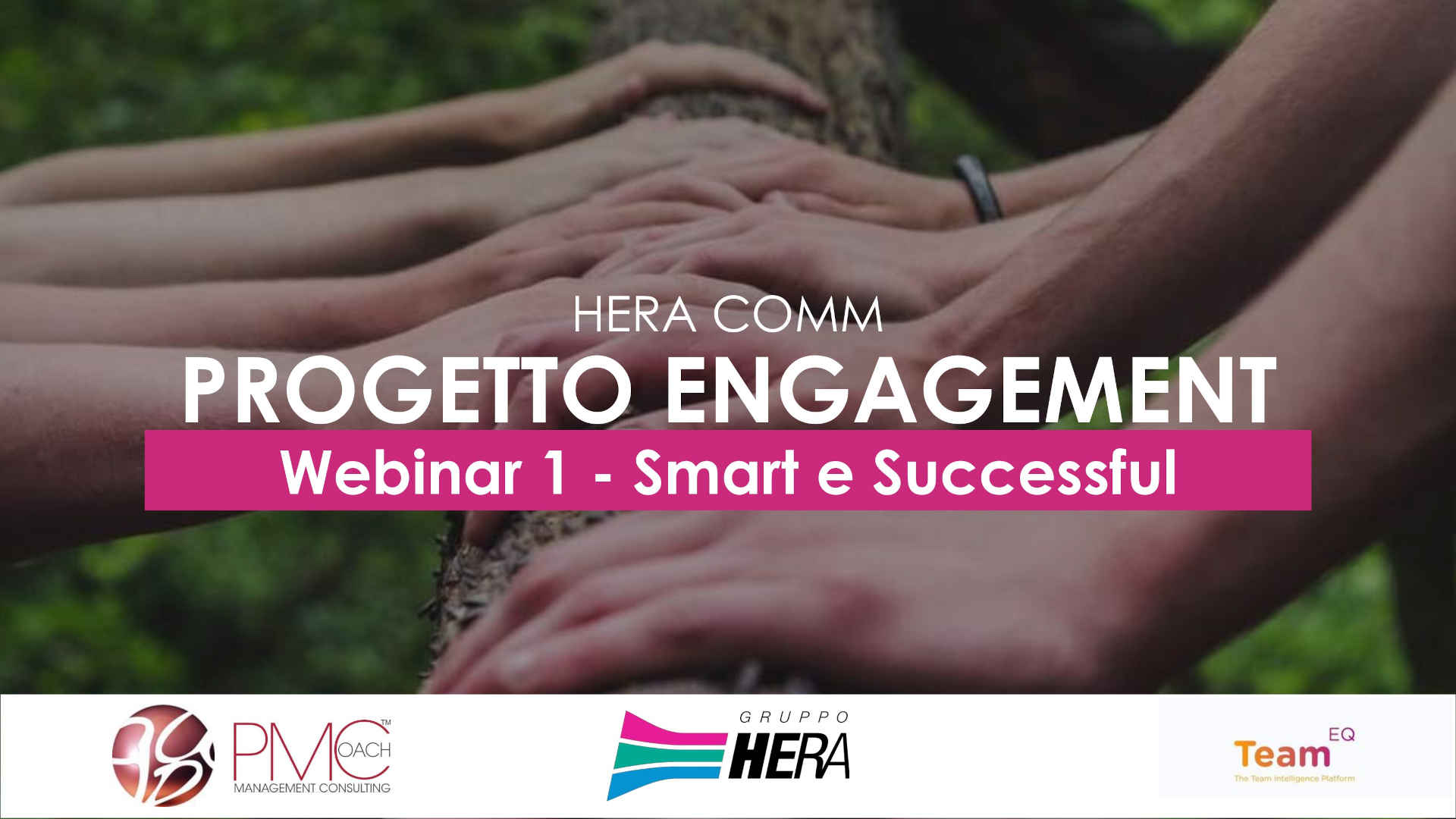 HeraComm – Progetto Engagement – Formazione manageriale
