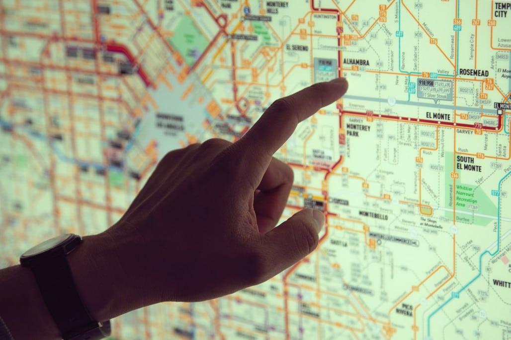 The Map 2a edizione