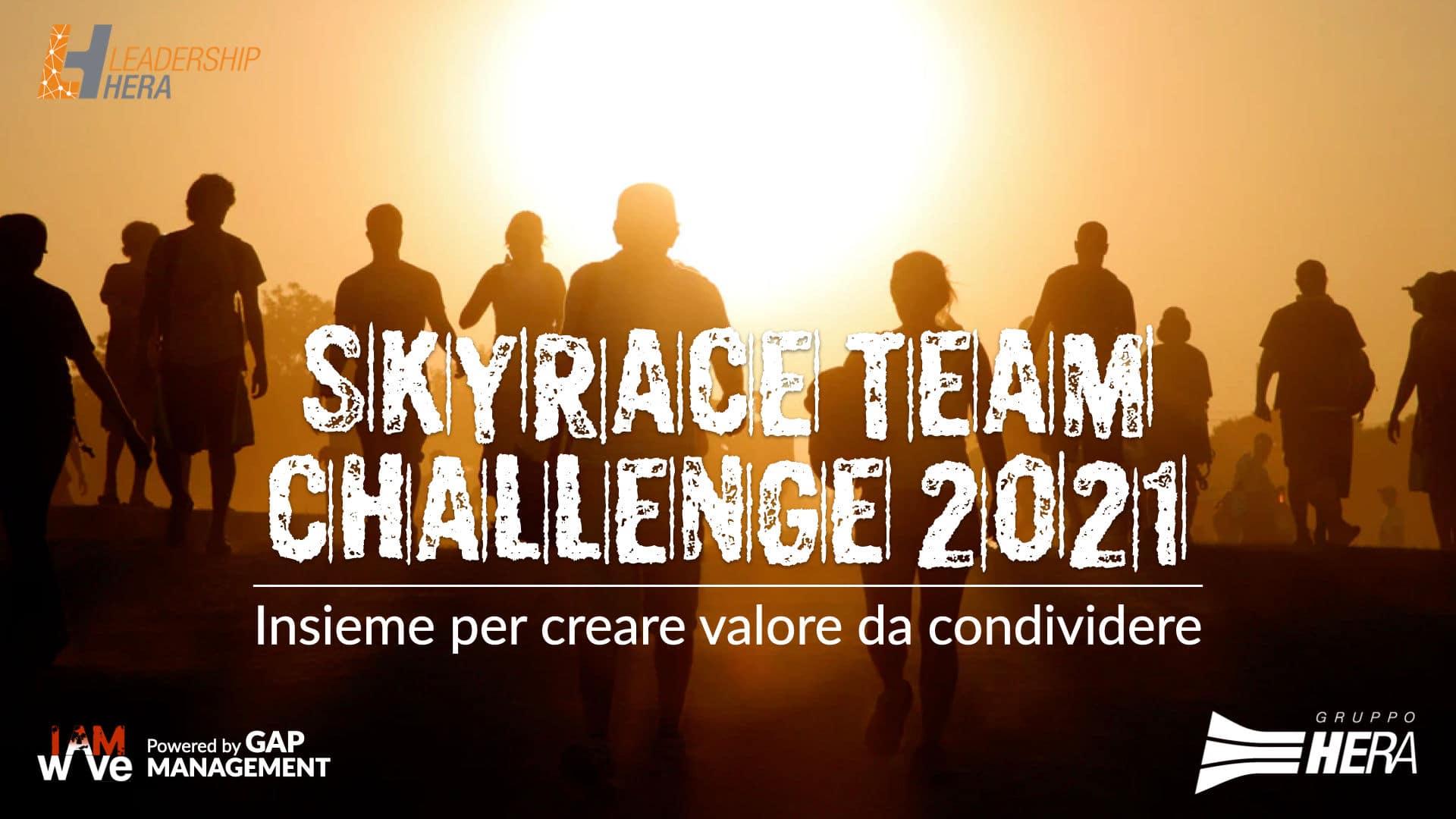 SkyRace Team Challenge 2021